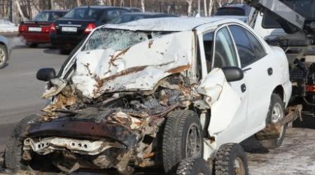 Более тысячи человек погибли в ДТП за полгода в Казахстане