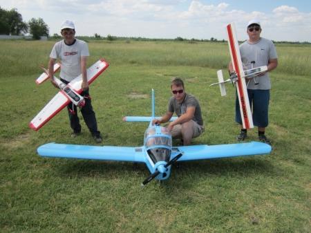 Мангистауские авиамоделисты выступили на чемпионате Казахстана