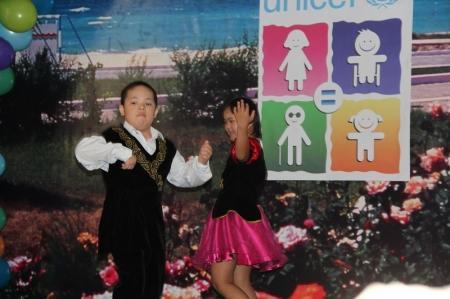 В Мангистауском психоневрологическом доме-интернате прошел фестиваль «Мы разные, но мы равные»