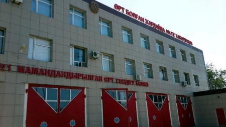 В Актау пожарные страдают от нашествия клопов