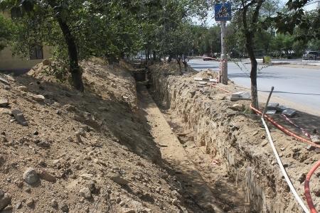 Бахтияр Давлетов: В третьем микрорайоне Актау на сегодняшний день заменено 1,5 километра водопроводной сети