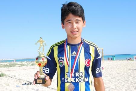 В Песочной лиге появился первый чемпион