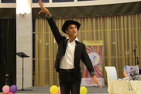 На благотворительном вечере «Биение сердца» для Алдияра Айтбаева актаусцы собрали 164 тысячи тенге