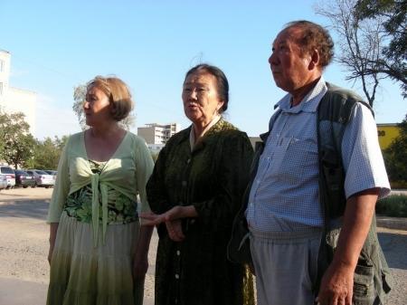 Жители 12 микрорайона Актау выступают против строительства магазина в их дворе