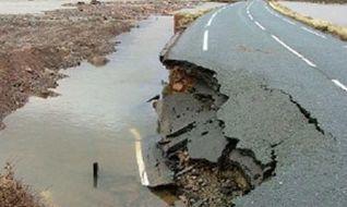 Более 30% автодорог в Казахстане разбиты