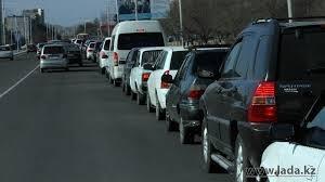 В Казахстане повысят налоги на автомобили