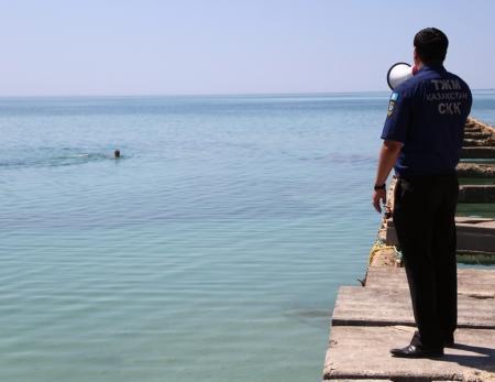 В июле в Мангистауской области утонуло 3 человека