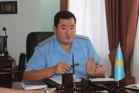 "Талгат Алибаев: На канале ""Шору"" установят ограждение"