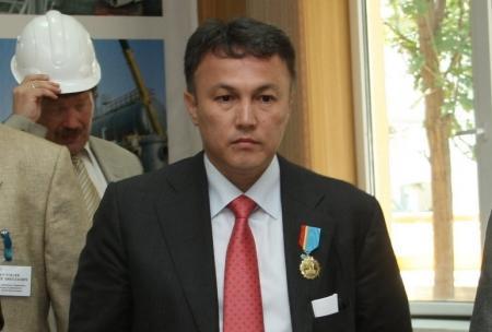 В Актау на должность генерального директора ТОО «МАЭК-Казатомпром» вновь назначен Сакен Утебаев