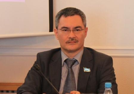 Серик Оспанов: Подрядчики заверили, что дорога «Бейнеу-Актау» будет закончена в срок