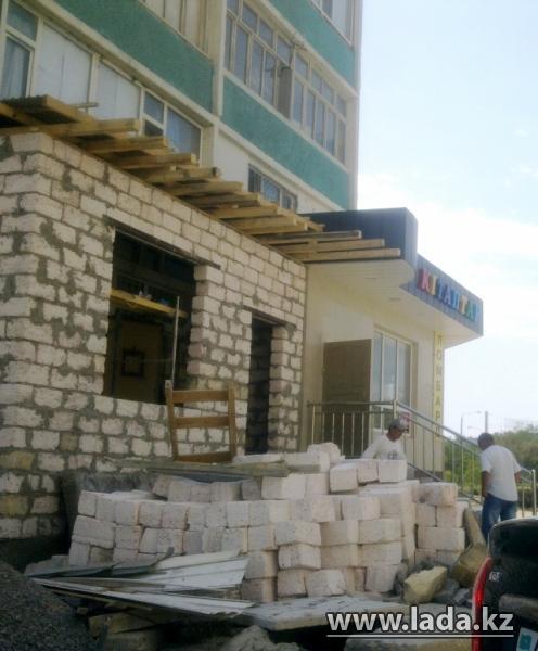 Акимат Актау опубликовал список объектов, чьи хозяева незаконно захватили государственные земельные участки