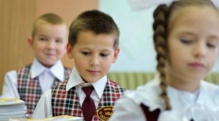265 тысяч первоклассников сядут за парты 1 сентября в Казахстане