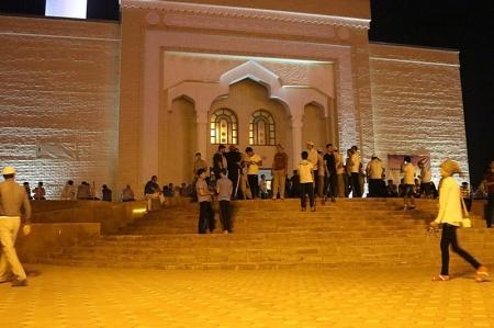 Ночь предопределения в Актау