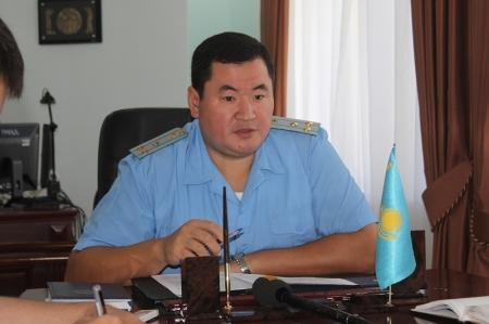 Талгат Алибаев: В Актау за шесть месяцев были угнаны 18 автомашин марки «Мазда»