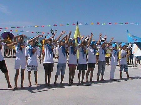 Актауские спасатели провели конкурс «Безопасность детей»