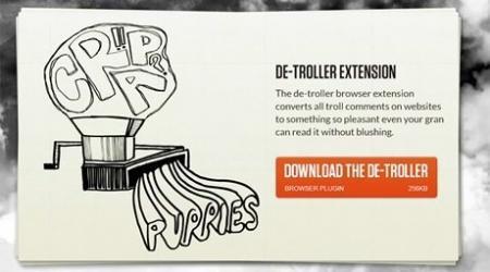 """Для """"интернет-троллей"""" появится фильтр"""