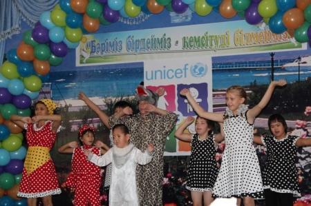 В Актау стартует социальный проект для детей с ограниченными возможностями