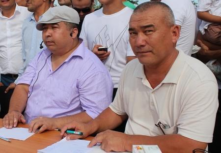 В Мангистау отмечают праздник Ораза Айт