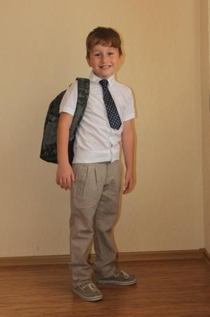 Сколько стоит собрать первоклассника в школу?