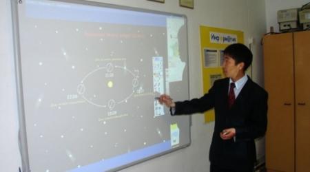 Чиновники покупают школьную доску по цене трехкомнатной квартиры в Алматы