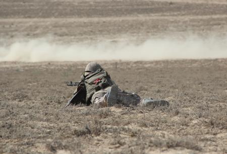 Началась вторая фаза крупномасштабных стратегических учений «Батыс-2013»