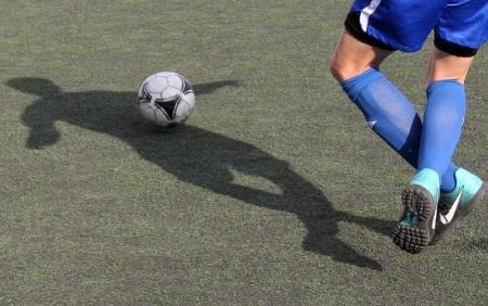 Актауский «Каспий» продолжает борьбу в первенстве РК по футболу