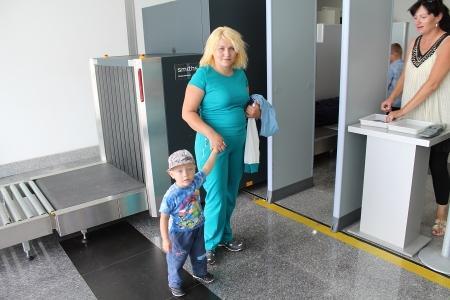 Ильдар Конарев улетел из Актау на операцию в Алматы