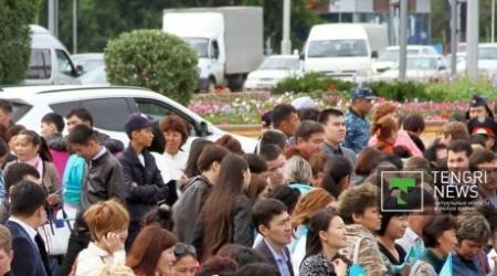 Население Казахстана составило 17 миллионов 28 тысяч человек