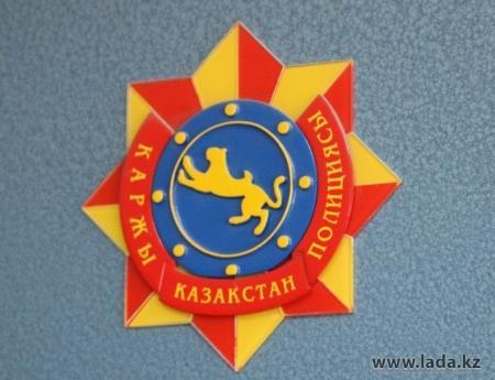 Задержана инспектор общественной безопасности ДВД по Мангистауской области