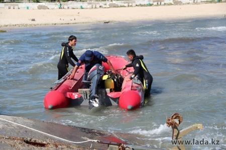 Мангистауские спасатели спасли  14-летнюю девочку