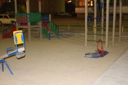 В Актау на детской площадке погиб девятилетний мальчик