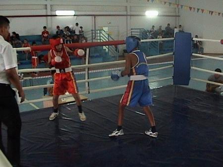 В Форт-Шевченко стартовал открытый турнир по боксу среди юношей