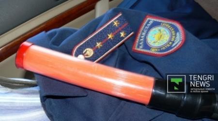 Дорожные полицейские чаще всего берут взятки в Алматинской области