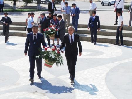 Дни Тупкарагансого района стартовали в Актау