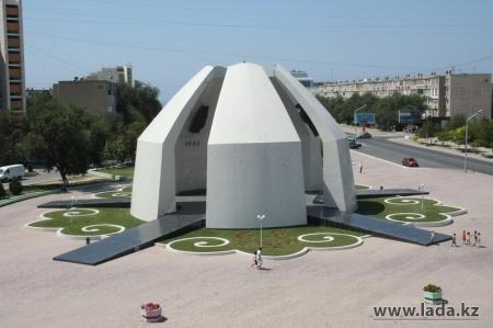 В Актау на День города будет салют