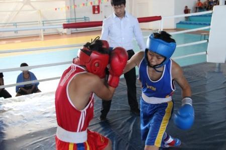 В Форт-Шевченко завершился областной чемпионат по боксу