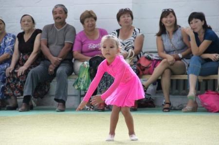 В Актау завершился международный турнир по художественной гимнастике