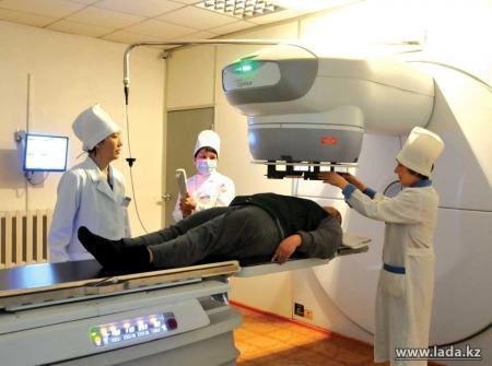 В Мангистауской областной больнице открылся консультативно-диагностический центр