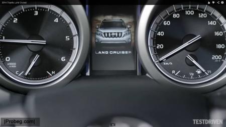2014 Toyota Land Cruiser Prado официально представлен