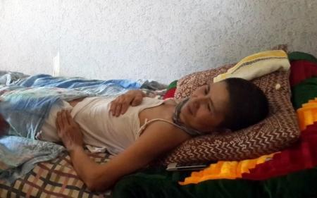 В Актау семья женщины, попавшей в ДТП, нуждается в помощи