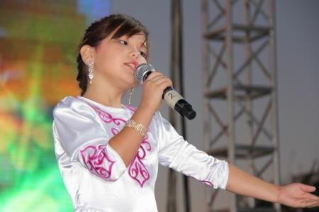 Гала-концертом на набережной завершились Дни Каракиянского района в Актау