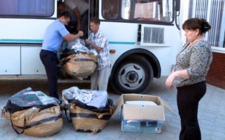 Конфискованные судебными исполнителями Мангистау вещи ушли на благотворительность