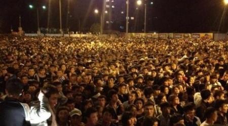 В результате беспорядков в Алматы есть пострадавшие