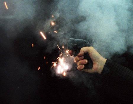 В Актау во время празднования дня рождения одному из гостей прострелили ногу