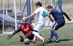 В Актау состоится товарищеская встреча по футболу между ветеранами Мангистау и Тбилиси