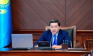 С.Ахметов напомнил о персональной ответственности акимов за проведение отопительного сезона