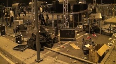 В результате беспорядков в Алматы пострадали 13 человек