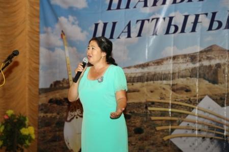В селе Шайыр прошел вечер «Шайыр шаттығы»