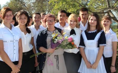 Моя первая учительница или Здравствуй школа! Фотопост