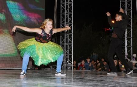 В Актау приз в размере 200 тысяч тенге и звание победителя танцевального конкурса  получил Максим Шкурлапов
